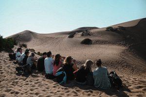 Reiseveranstalter Backpack Circle als Aussteller auf dem Travel Festival
