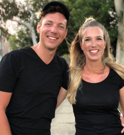 Jan und Bea von GO REMOTE!