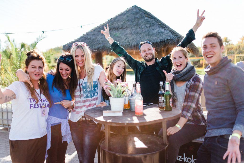 Besucher Travel Festival Witten