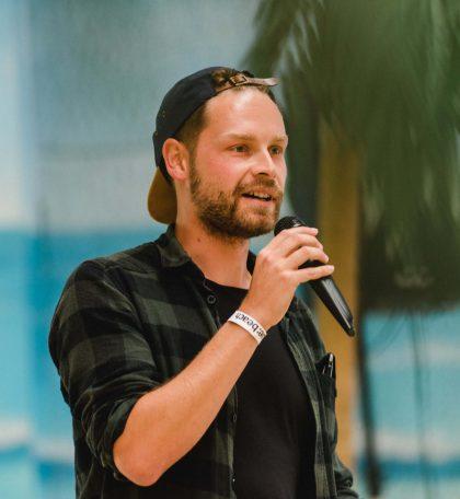 Oliver Haas als Speaker auf dem 2. Travel Festival im Ruhrgebiet